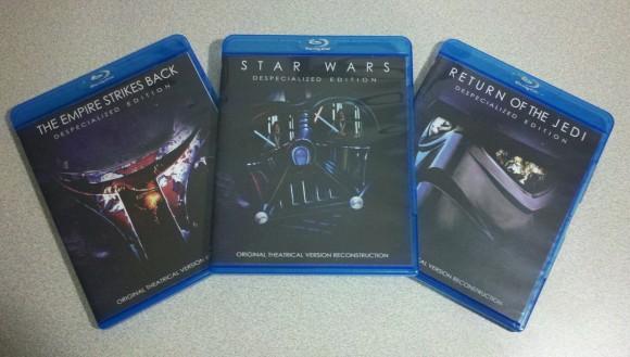 Absolutely No Machete Juggling » The Star Wars Saga: Introducing